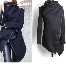 Large size long-sleeved jacket #110106AD